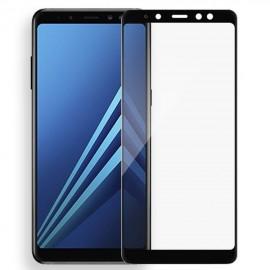 Verre Trempé Samsung Galaxy J6 Plus Protecteur d'écran Noir