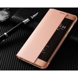 Etuis Huawei Mate 10 Lite Smart Or Rose