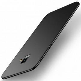 Coque Silicone Samsung Galaxy J6 Plus Extra Fine Noir