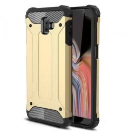 Coque Samsung Galaxy J6 Plus Anti Choques Dorée