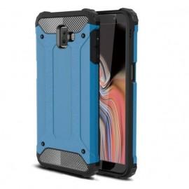 Coque Samsung Galaxy J6 Plus Anti Choques Bleu
