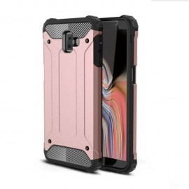 Coque Samsung Galaxy J6 Plus Anti Choques Rose