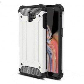 Coque Samsung Galaxy J6 Plus Anti Choques Blanche