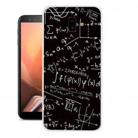 Coque Silicone Samsung Galaxy J6 Plus Formules