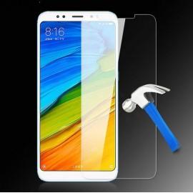Verre Trempé Xiaomi Redmi 5 Plus  Protecteur d'écran