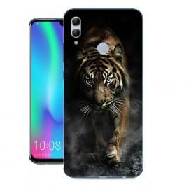 coque huawei p smart tigre