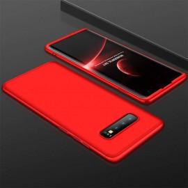 Coque 360 Samsung Galaxy S10 Rouge