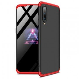 Coque 360 Xiaomi MI 9 Noir et Rouge