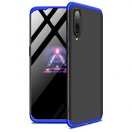 Coque 360 Xiaomi MI 9 Noir et Bleue
