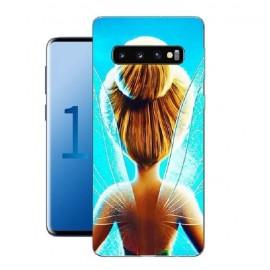 Coque Silicone Samsung Galaxy S10 Féerique