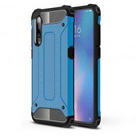 Coque Xiaomi MI 9 Anti Choques Bleue