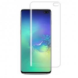 Verre Trempé Samsung Galaxy S10 Plus Protecteur d'écran