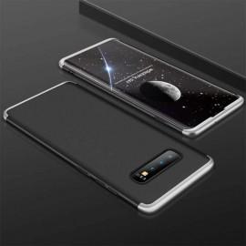 Coque 360 Samsung Galaxy S10 Plus Noir et Grise