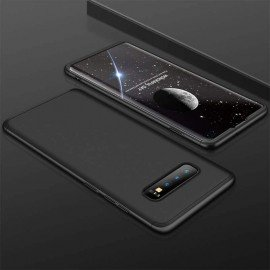 Coque 360 Samsung Galaxy S10 Plus Noire