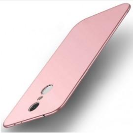 Coque Silicone Xiaomi Redmi 5 Plus Extra Fine Rosa