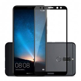 Verre trempé Huawei Mate 10 Protecteur d'écran Noir