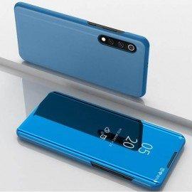 Etui Xiaomi MI 9 Cover Translucide Bleue