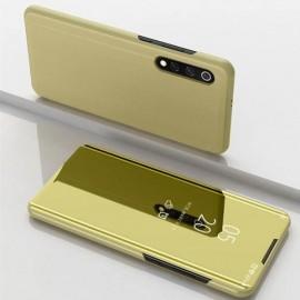 Etui Xiaomi MI 9 Cover Translucide Dorée
