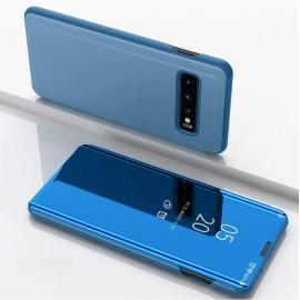 Etuis Samsung Galaxy S10 Plus Cover Translucide Bleue