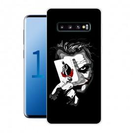 Coque Silicone Samsung Galaxy S10 Plus Joker