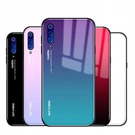 Coque Xiaomi Mi 9 SE Silicone et Verre Trempé Master