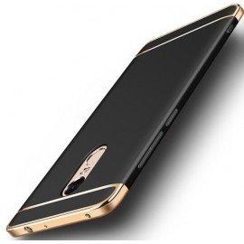 Coque Xiaomi Redmi 5 Plus Rigide Chromée Noir