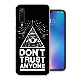Coque Silicone Xiaomi MI 9 SE Confiance
