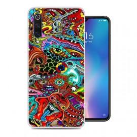 Coque Silicone Xiaomi MI 9 SE Acides