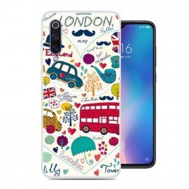 Coque Silicone Xiaomi MI 9 SE London