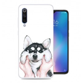 Coque Silicone Xiaomi MI 9 SE Husky