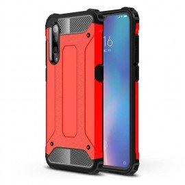 Coque Xiaomi MI 9 SE Anti Choques Rouge