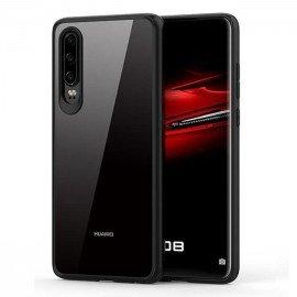 Coque Acrilique Huawei P30 Supreme Negra