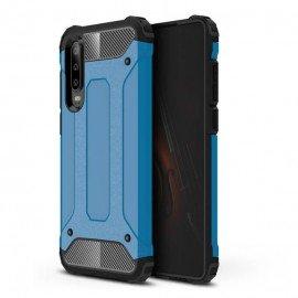 Coque Huawei P30 Anti Choques Bleu