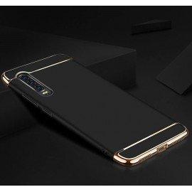 Coque Huawei P30 Rigide Chromée Noire