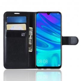 Etuis Portefeuille Huawei P30 Simili Cuir Noir