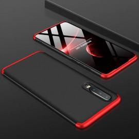 Coque 360 Huawei P30 Noir et Rouge