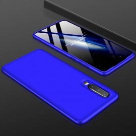 Coque 360 Huawei P30 Bleue