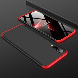 Coque 360 Samsung Galaxy A50 Noir et Rouge