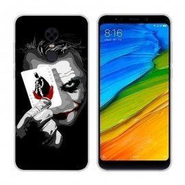 Coque Silicone Xiaomi Redmi 5 Plus Joker