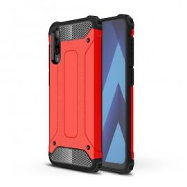 Coque Samsung Galaxy A50 Anti Choques Rouge