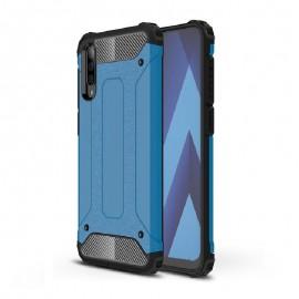 Coque Samsung Galaxy A50 Anti Choques Bleue