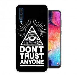 Coque Silicone Samsung Galaxy A50 Confiance