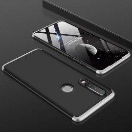 Coque 360 Huawei P30 Lite Noir et Grise