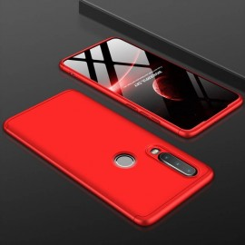 Coque 360 Huawei P30 Lite Rouge