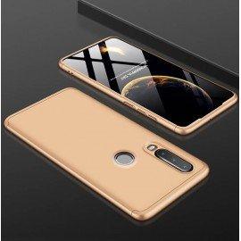 Coque 360 Huawei P30 Lite Dorée