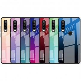 Coque Huawei P30 Lite  Silicone et Verre Trempé Master