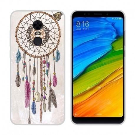 Coque Silicone Xiaomi Redmi 5 Plus Indien