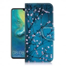 Etuis Portefeuille Huawei P30 Lite Blossom