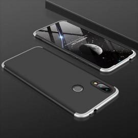 Coque 360 Xiaomi Redmi 7 Noire et Grise