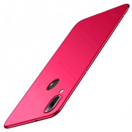 Coque Xiaomi Redmi 7 Extra Fine Rouge